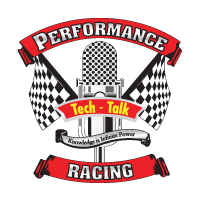 Performance Racing Tech Talk